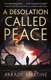 A Desolation Called Peace Book Cover - Click to open New Releases panel