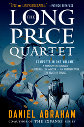 The Long Price Quartet Book Cover - Click to open Top Sellers panel