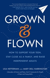 Grown and Flown Book Cover - Click to open Coming Soon panel