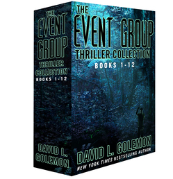 The Event Group Thriller Collection, Books 1-12