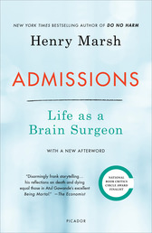 Admissions Book Cover - Click to open Top Sellers panel