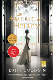 The American Heiress Book Cover - Click to see book details