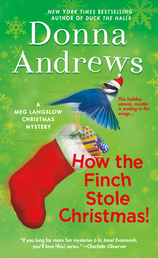 How the Finch Stole Christmas! Book Cover - Click to open Coming Soon panel