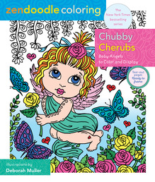 Zendoodle Coloring: Chubby Cherubs Book Cover - Click to open Top Sellers panel
