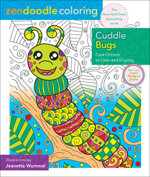 Zendoodle Coloring: Cuddle Bugs Book Cover - Click to open New Releases panel
