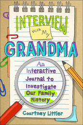 Interview with My Grandma Book Cover - Click to open New Releases panel
