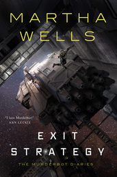 Exit Strategy Book Cover - Click to open Top Sellers panel