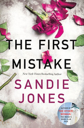 The First Mistake Book Cover - Click to open Top Sellers panel