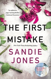 The First Mistake Book Cover - Click to open New Releases panel