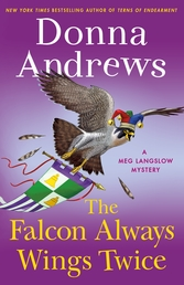 The Falcon Always Wings Twice Book Cover - Click to open New Releases panel
