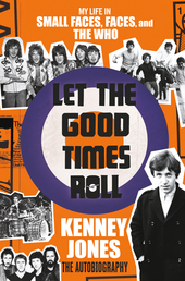 Let the Good Times Roll Book Cover - Click to open New Releases panel