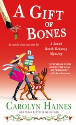 A Gift of Bones Book Cover - Click to open New Releases panel