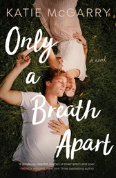 Only a Breath Apart Book Cover - Click to open Coming Soon panel