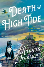 Death at High Tide Book Cover - Click to open Coming Soon panel