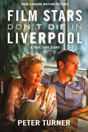 Film Stars Don't Die in Liverpool Book Cover - Click to see book details