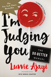 I'm Judging You Book Cover - Click to see book details