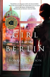The Girl from Berlin Book Cover - Click to open Top Sellers panel