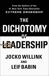 The Dichotomy of Leadership Book Cover - Click to open Top Sellers panel