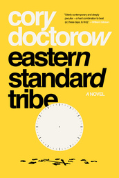 Eastern Standard Tribe Book Cover - Click to open New Releases panel