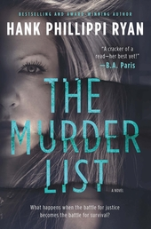 The Murder List Book Cover - Click to open Top Sellers panel