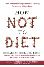How Not to Diet Book Cover - Click to open New Releases panel
