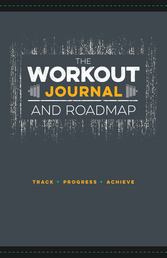 The Workout Journal and Roadmap Book Cover - Click to open New Releases panel