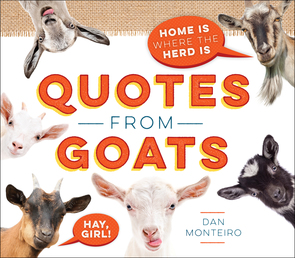 Quotes from Goats Book Cover - Click to open New Releases panel