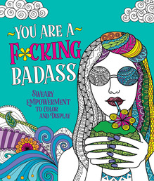 You Are a F*cking Badass Book Cover - Click to open Top Sellers panel