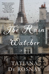 The Rain Watcher Book Cover - Click to open Coming Soon panel