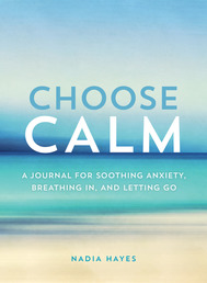 Choose Calm Book Cover - Click to open Top Sellers panel