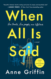 When All Is Said Book Cover - Click to open Top Sellers panel