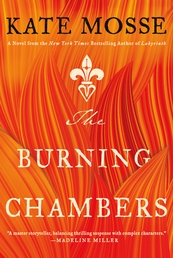 The Burning Chambers Book Cover - Click to open Coming Soon panel