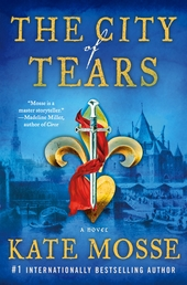 The City of Tears Book Cover - Click to open New Releases panel