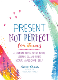 Present, Not Perfect for Teens Book Cover - Click to open Top Sellers panel