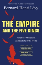 The Empire and the Five Kings Book Cover - Click to open Henry Holt panel