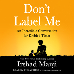 Don't Label Me Book Cover - Click to open Coming Soon panel