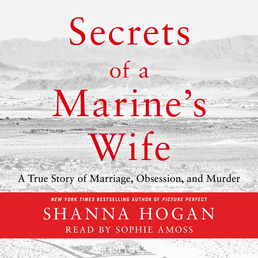 Secrets of a Marine's Wife Book Cover - Click to open Coming Soon panel