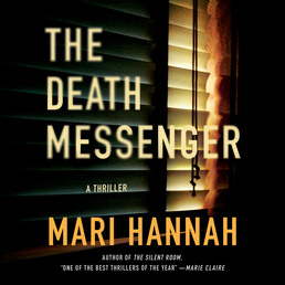 The Death Messenger Book Cover - Click to open Audiobooks panel