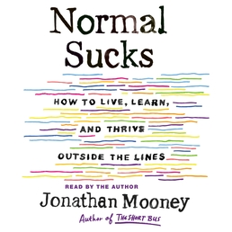 Normal Sucks Book Cover - Click to open Audiobooks panel