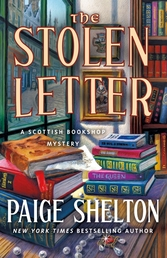 The Stolen Letter Book Cover - Click to open Coming Soon panel