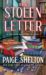 The Stolen Letter Book Cover - Click to open New Releases panel