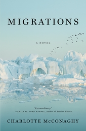 Migrations Book Cover - Click to open Top Sellers panel