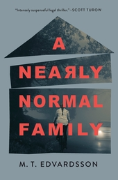 A Nearly Normal Family Book Cover - Click to open Top Sellers panel