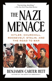 The Nazi Menace Book Cover - Click to open Henry Holt panel