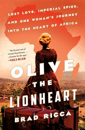 Olive the Lionheart Book Cover - Click to open Top Sellers panel