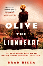 Olive the Lionheart Book Cover - Click to open New Releases panel