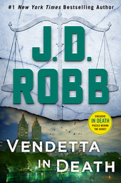 Vendetta in Death Book Cover - Click to open Top Sellers panel