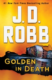 Golden in Death Book Cover - Click to open New Releases panel