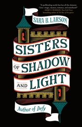 Sisters of Shadow and Light Book Cover - Click to open Top Sellers panel