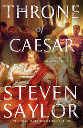 The Throne of Caesar Book Cover - Click to open Coming Soon panel